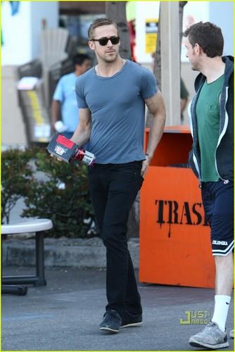 Ryan Gosling: tahanan Depot Dude