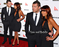 Sam and Natalie - sam-worthington wallpaper