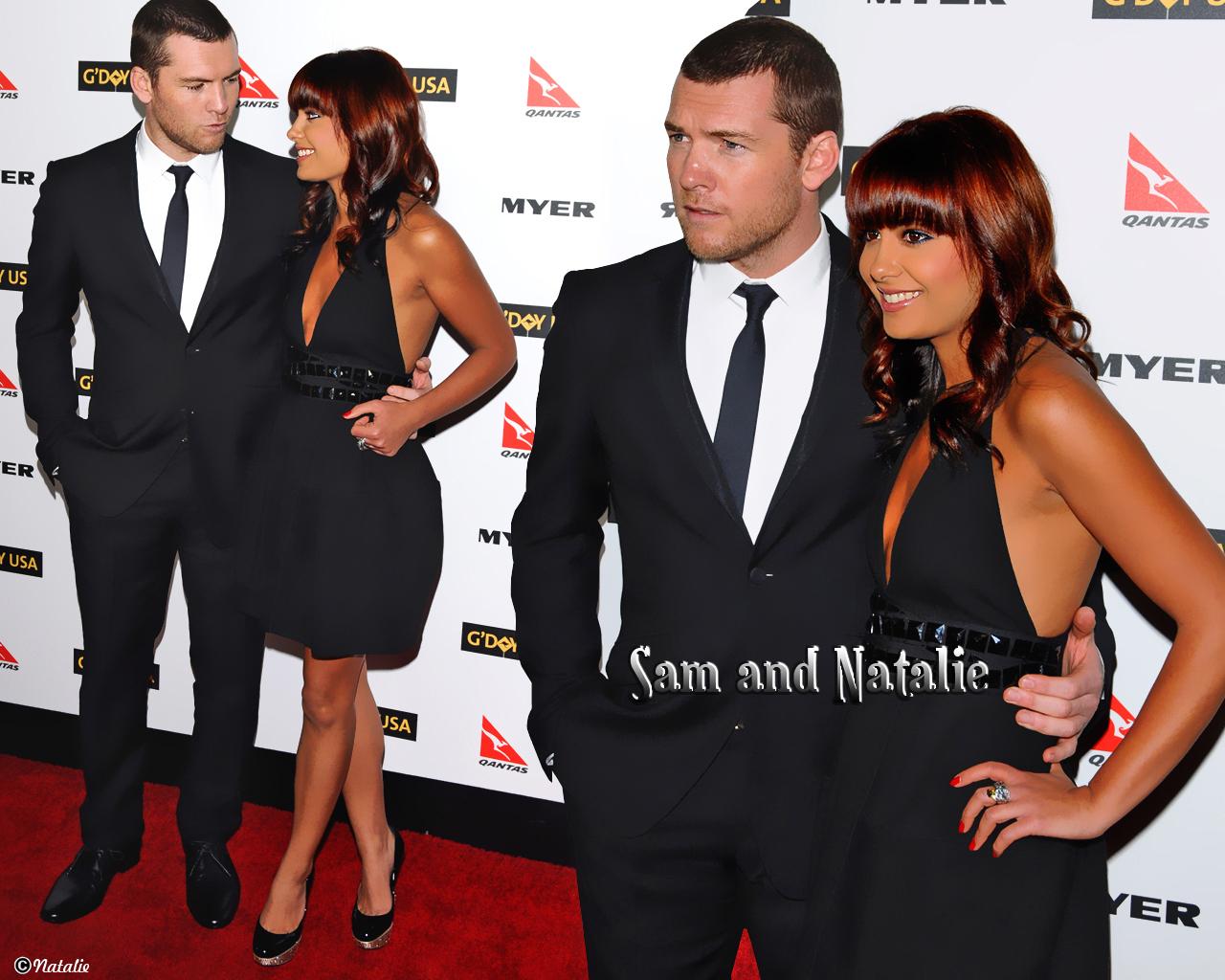 Sam and Natalie