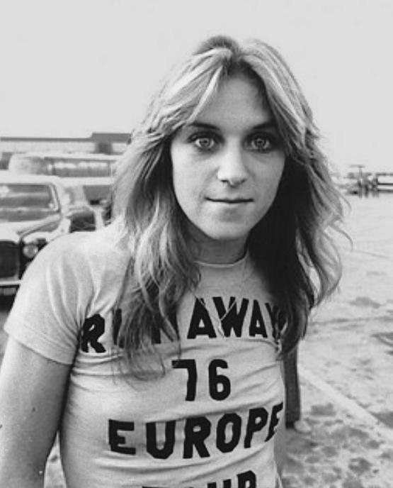 Sandy in 1976