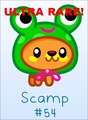 Scamp - moshi-monsters photo