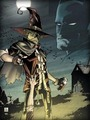 Scarecrow animated.