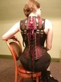 Scoundrelle Steampunk Corset - steampunk photo