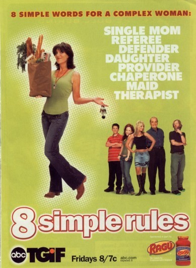 8 Simple Rules Season 3