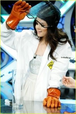Selena Show TV in Madrid