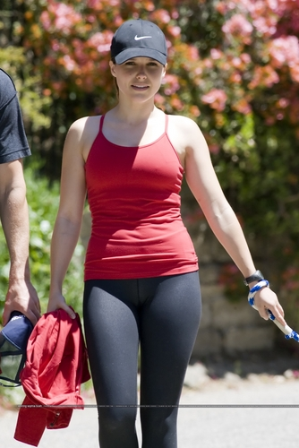 Sophia Bush at Hollywood 01/05