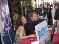 Sterling & Danielle - Meet N Greet in Edmonton - May 1, 2010 - dcom-starstruck photo