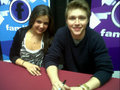Sterling & Danielle - Meet N Greet in Edmonton - May 1, 2010
