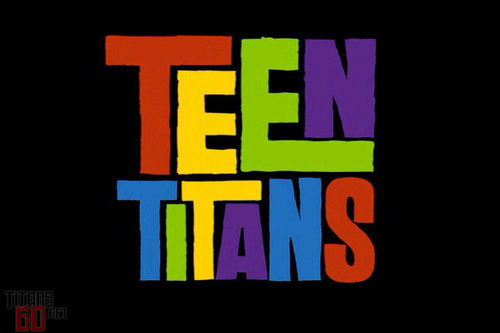 Teen Titans wallpaper entitled Teen Titans Logo