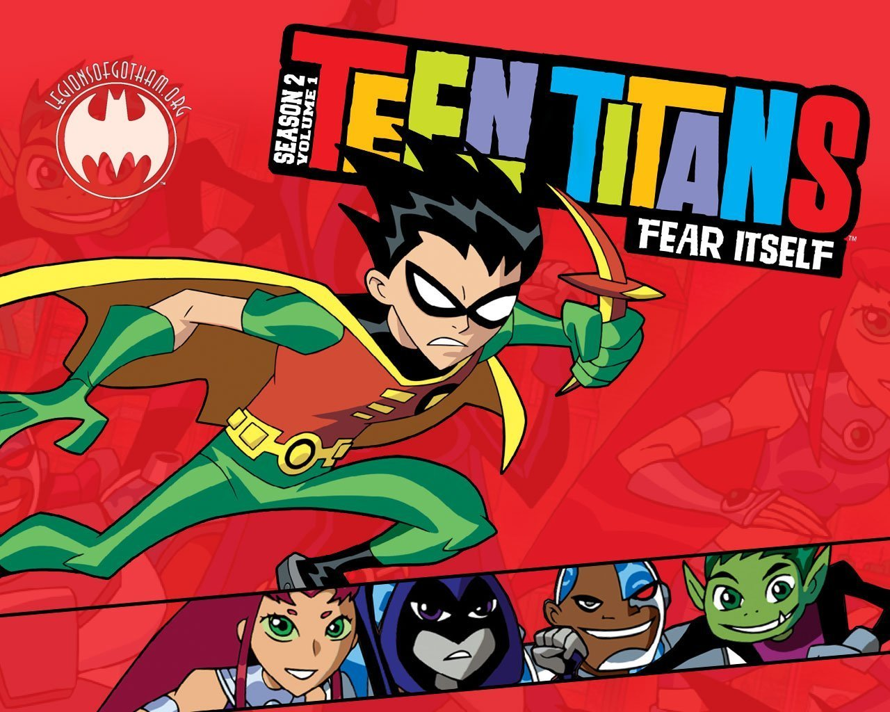 Teen Titans Images 121