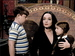 The Addams Family - wednesday-addams icon