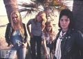 The Runaways in 1978