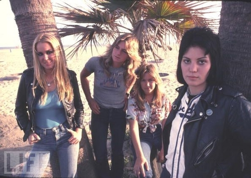 the runaways wallpaper entitled The Runaways in 1978