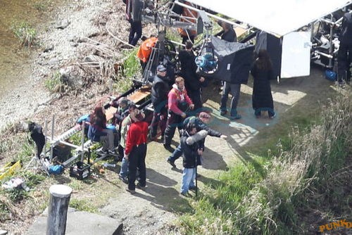 The Twilight Saga: Eclipse > On Set: April 30, 2010