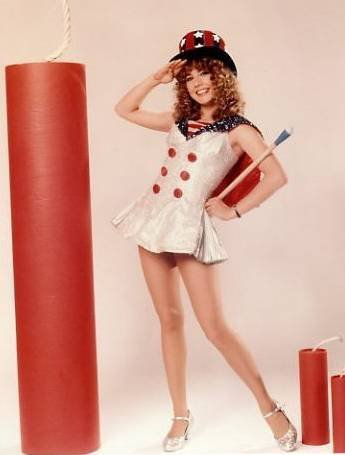 The wonderful Dana Plato!
