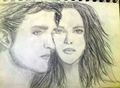 Twilight Cast Drawlings - twilight-series photo