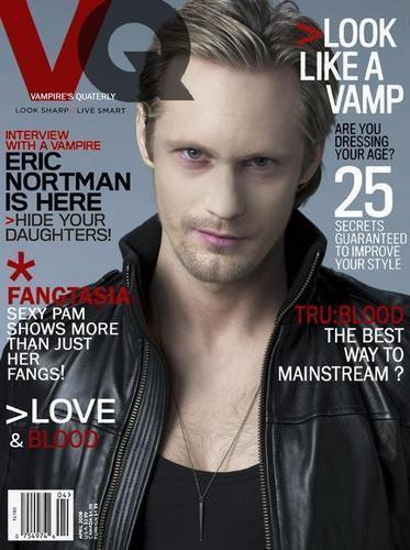VQ vampiros Quarterly mag cover Eric