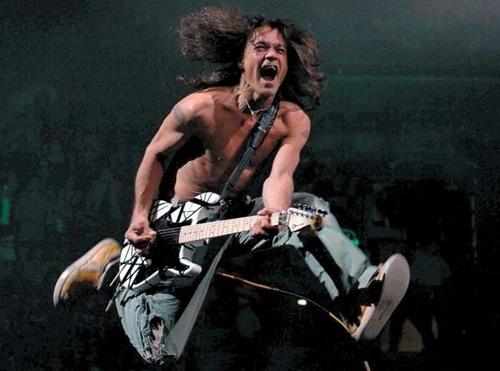 фургон, ван Halen