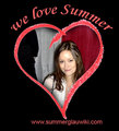 We love Summer  - summer-glau fan art