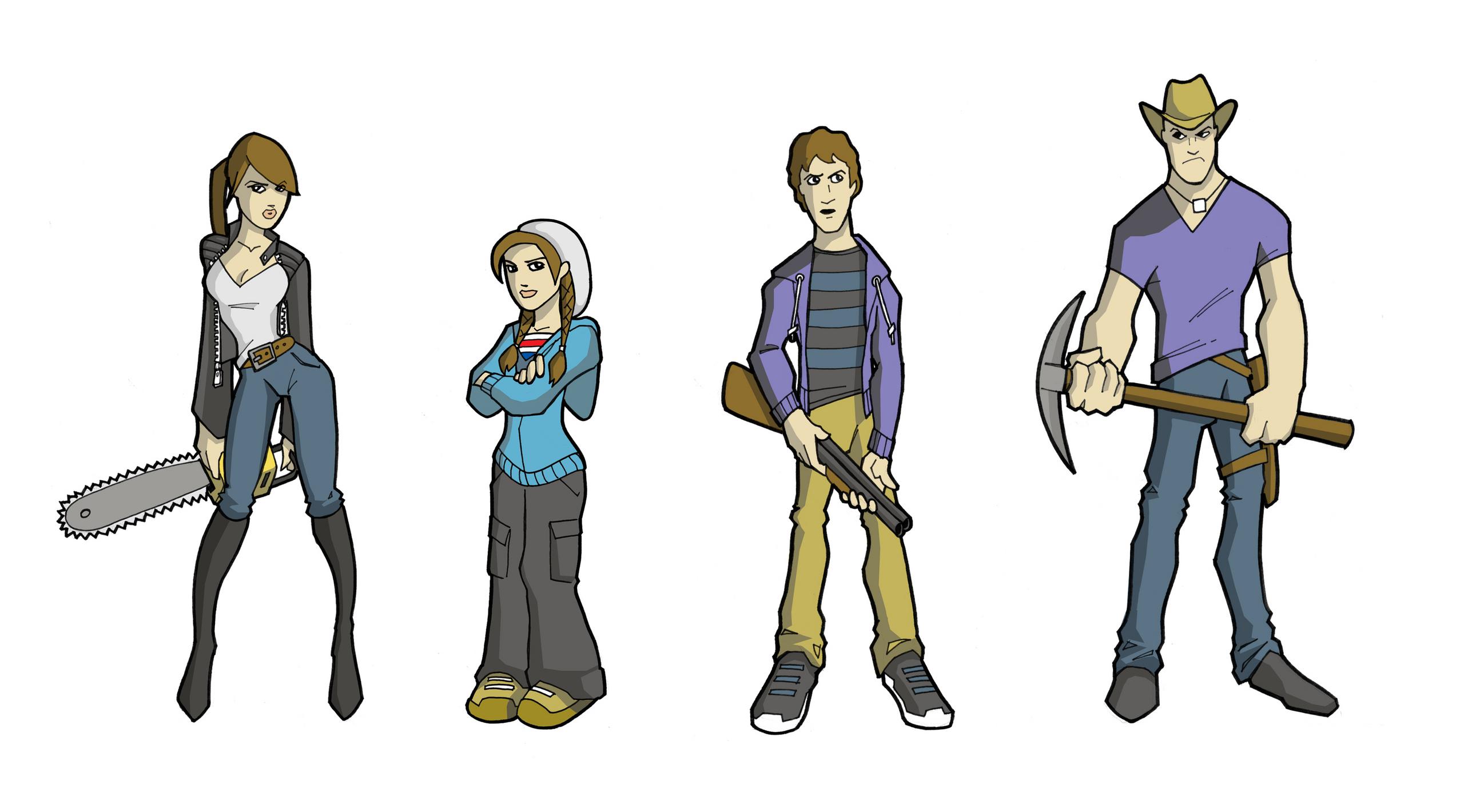 Zombieland Animated