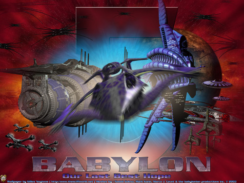 babylon 5 바탕화면
