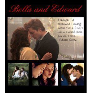 bella and edward 4eva!!