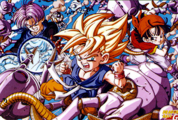 All Dragon Ball Gt Images Cool Dbgt Wallpaper And Background Photos