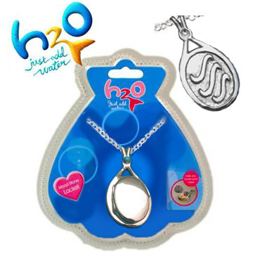 h2O necklace