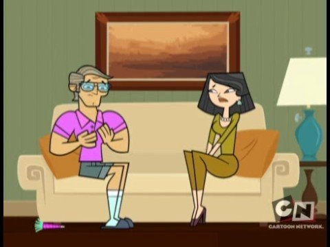 Total Drama Island wallpaper called heather's parents