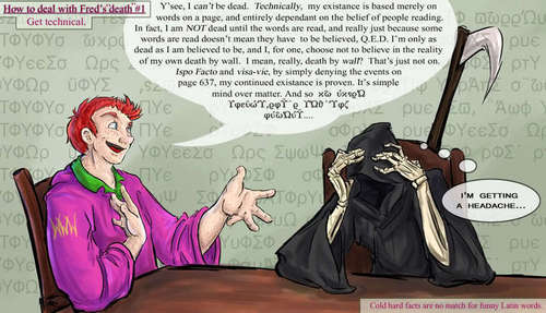 how to deal with fred`s death - fred-and-george-weasley Fan Art