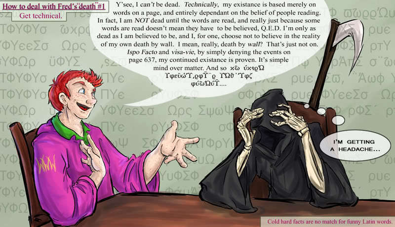 how to deal with fred`s death - Fred and George Weasley Fan Art