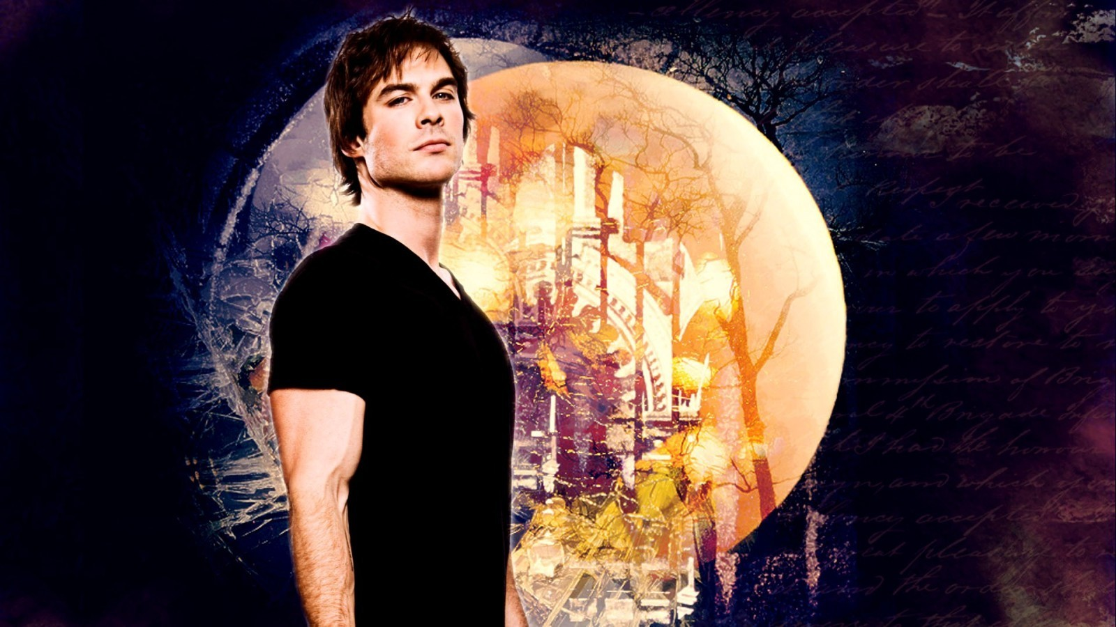 ian - ian-somerhalder wallpaper