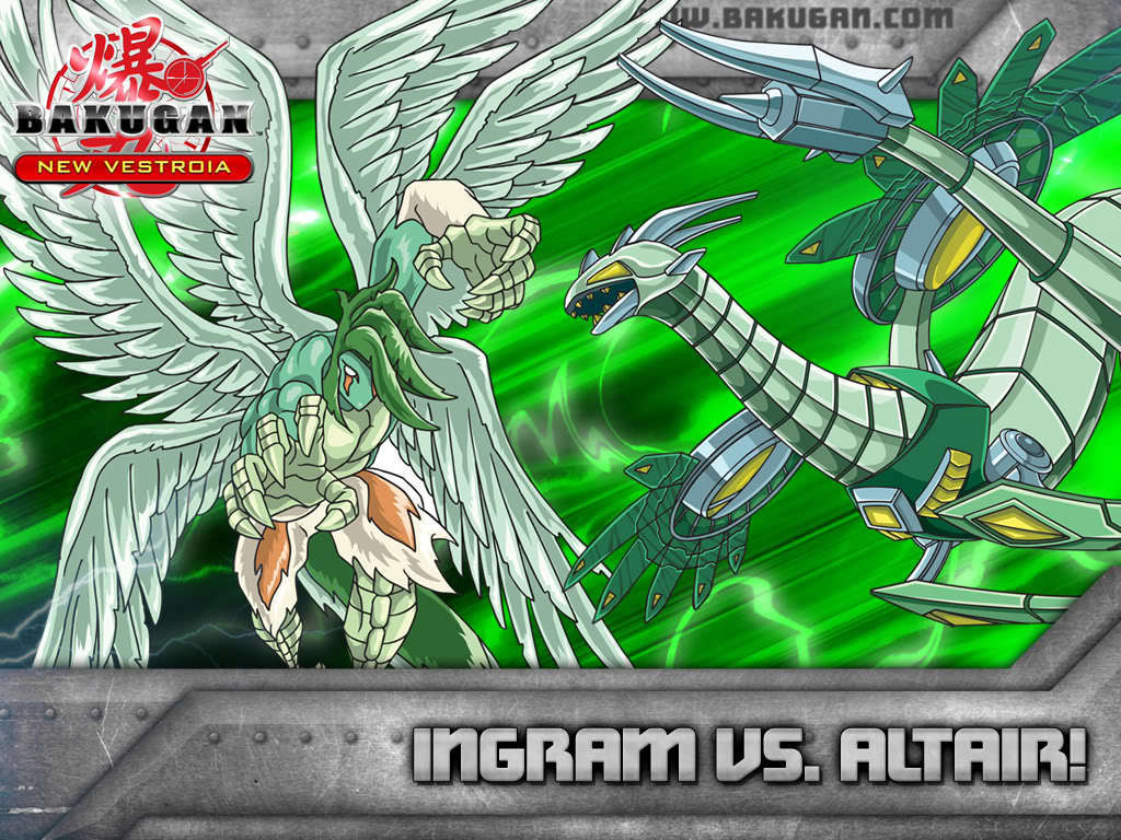3e3960fec0 Bakugan  New Vestroia images ingram and altair HD wallpaper and background  photos