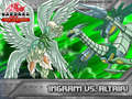 ingram and altair - bakugan-new-vestroia wallpaper