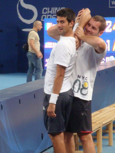 novak gay ??? ***