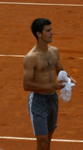 novak muscles *****
