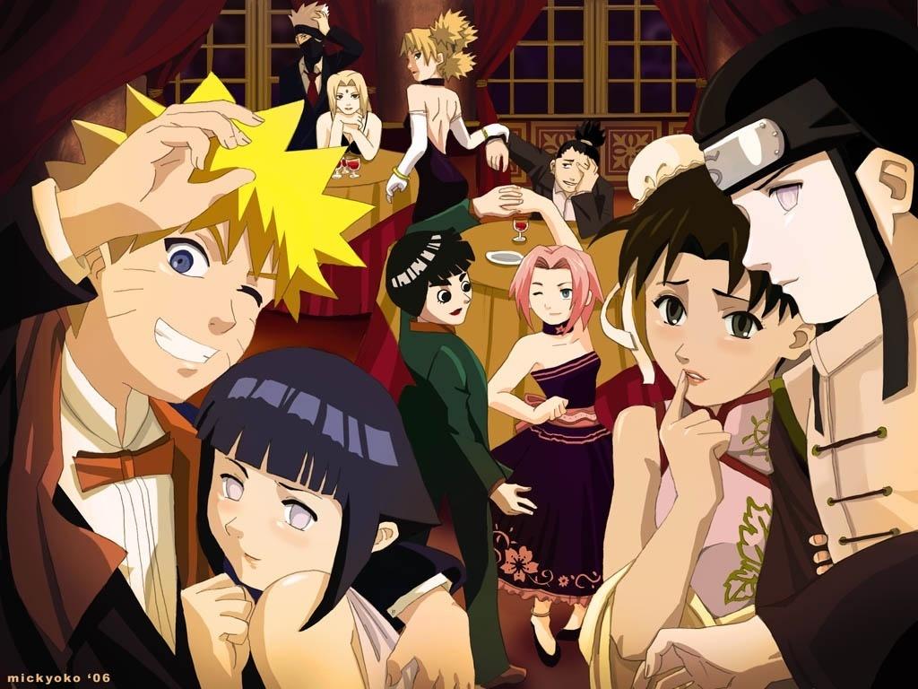 Tema Naruto Shippuden 5 - Download