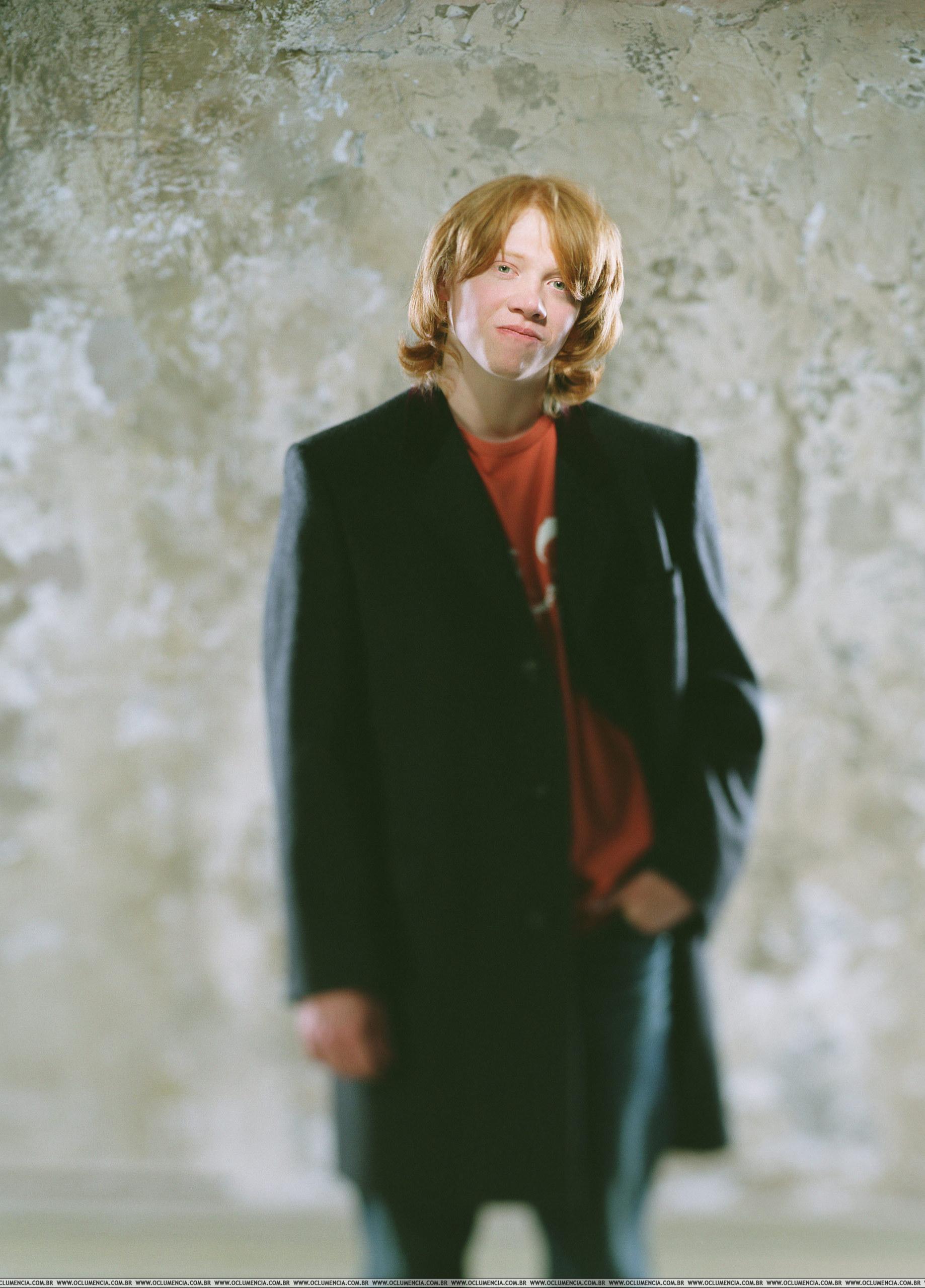 photoshoot 2004 - Rupert Grint Photo (11936574) - Fanpop