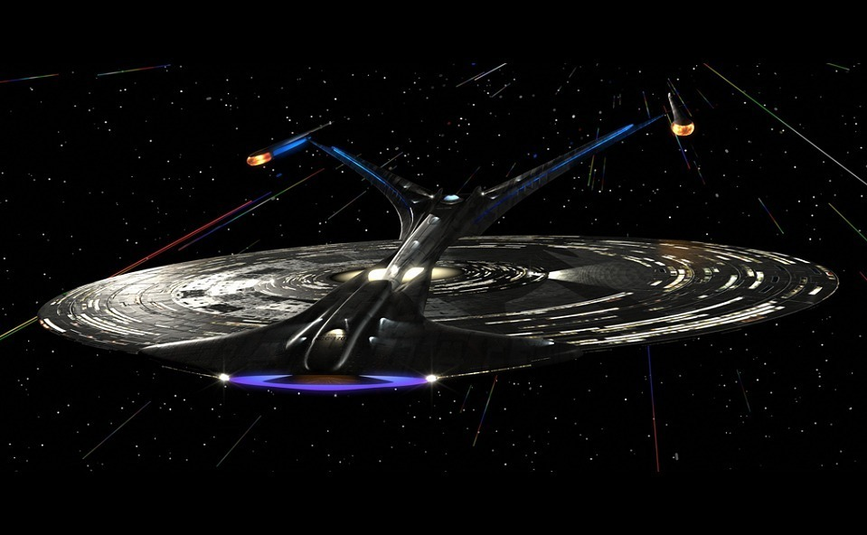 Star Trek Enterprise J