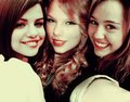 tay,sel,miley