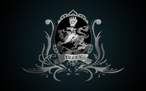 the cullen family crest!!