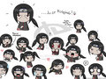the many faces of itachi by grasheila