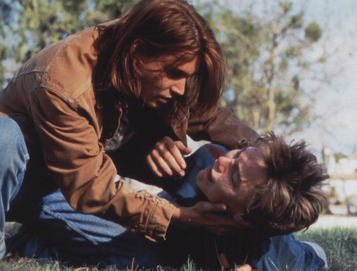 what eating gilbert grape essay conclusion Cognitive therapy, bonnie grape, gilbert hallstrom - character analysis from what's eating gilbert grape.