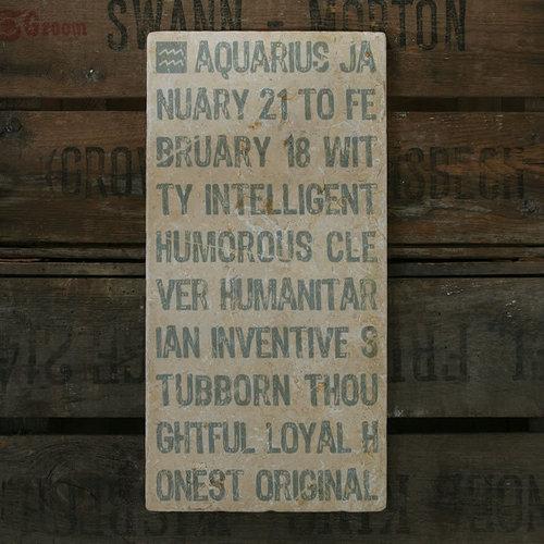 'Aquarius' Art Print 由 Coulson Macleod