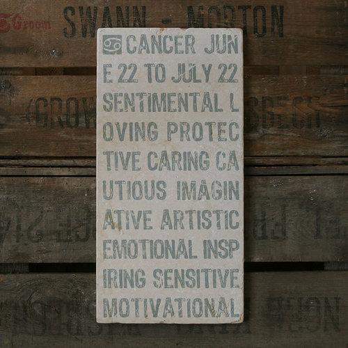 'Cancer' Art Print sa pamamagitan ng Coulson Macleod