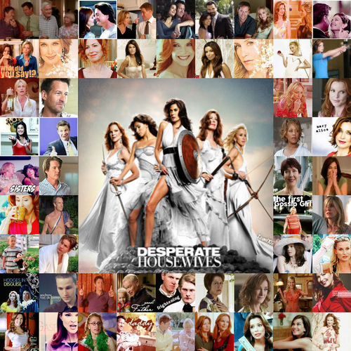 -Desperate Housewives-