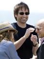 07/05/2010 - David and Evan filming Cali at Venice Beach [HQ]