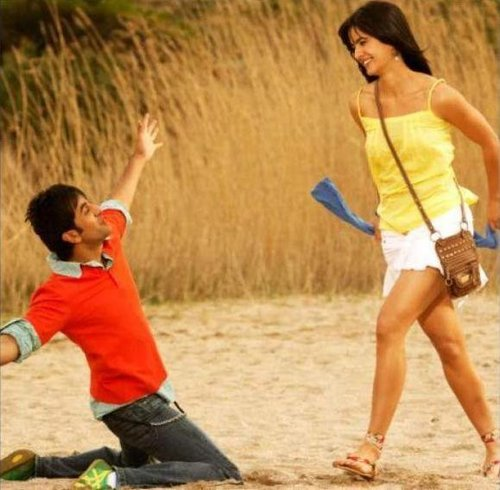 Ranbir Kapoor and Katrina Kaif wallpaper titled 146