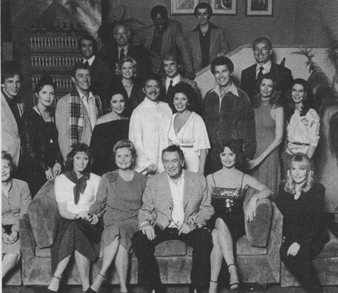 Days of Our Lives wallpaper titled 1980 Cast Picture