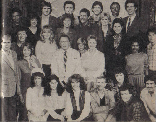 Days of Our Lives hình nền entitled 1982 Cast Picture